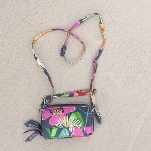 Vera Bradley mini bag (wallet size bag)